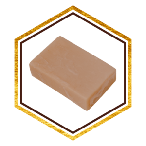 Black Amber Bar Soap